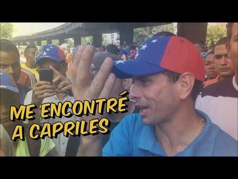 Palabras de Capriles para el Regimen de Maduro | El Portu