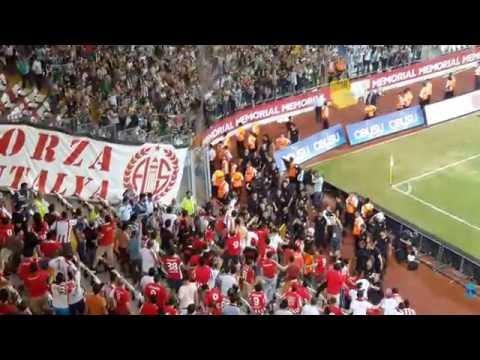 Antalyaspor Konyaspor Maç Sonu Olaylar