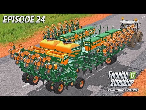 MONSTER SEEDER | Farming Simulator 17 Platinum Edition | Est