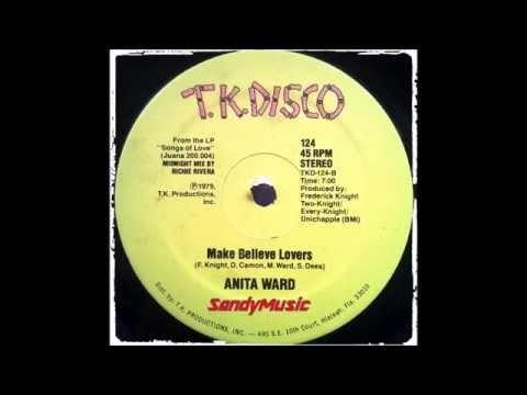Клип Anita Ward - Make Believe Lovers