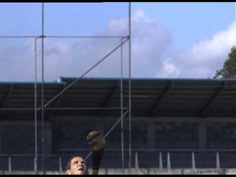 Batting a Ball Overhead Key Points