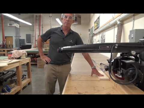 12 BCT Woodworking Radial Arm Saw