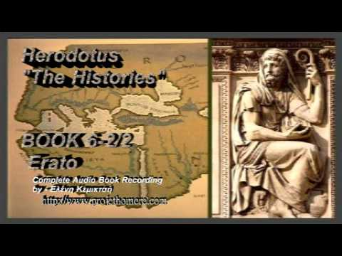 Herodotus (Erato book6 -2/2)- http://www.projethomere.com