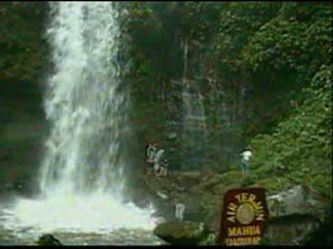 Mahua Waterfall Tambunan Youtube