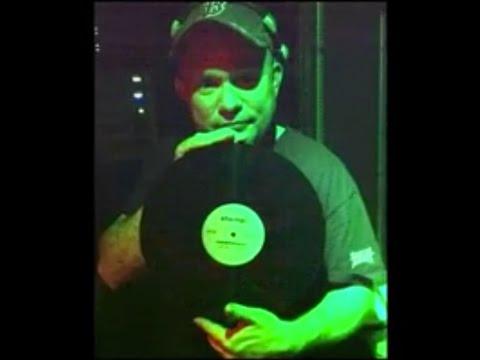"DJ Dennis Trottier spinning vinyl at Paradise Cambridge — ft. ""Stomp"" by Brothers Johnson"