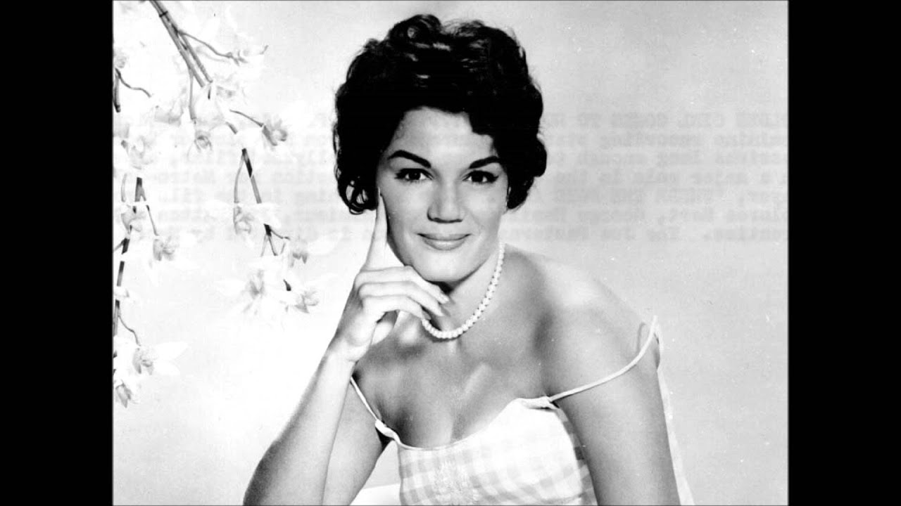 connie francis baby's first christmas