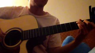 We wish you a merry Christmas. Fingerstyle guitar by BO.