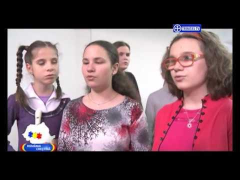 România Creștină. Școala Gimnazială Specială pentru Deficienți de Vedere, București(05 12 2016)