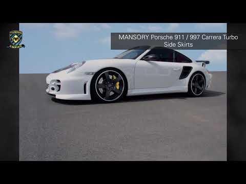 Tuning Empire Mansory Porsche 911 997 Carrera Turbo Aerodynamics