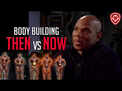 Flex Wheeler Compares Today's Mr. Olympia to His Era