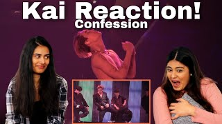 Download Kai (카이) - 'Confession' Reaction! | Live | EXO (엑소) | Dilmi & Venita