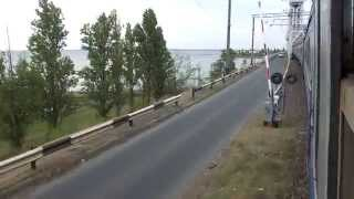 видео: Мост в Затоке