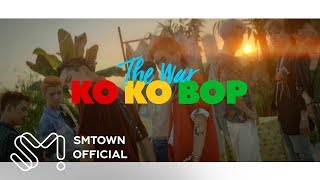 Video EXO 엑소 'Ko Ko Bop' MV download MP3, 3GP, MP4, WEBM, AVI, FLV April 2018
