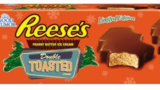 REESE'S PEANUT BUTTER TREES ARE TURDS - Double Toasted Highlight