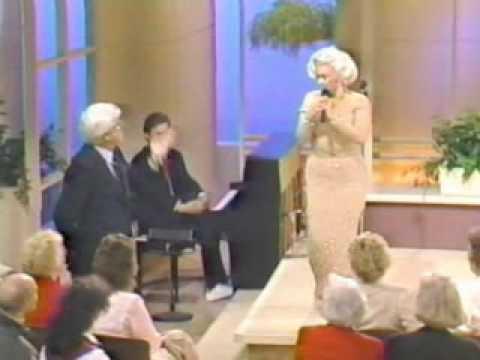 JIMMY JAMES - Marilyn Monroe On Phil Donahue  (5/87)