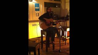 Rob Coyne at Delany's in Sheffield