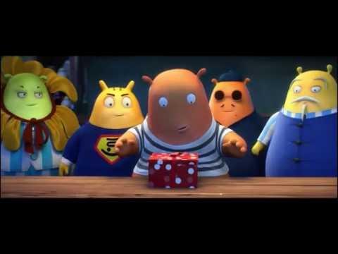 Мультфильм  Фасоль в психбольнице.  Funny Cartoons The life of Nervous Beans in mental hospital