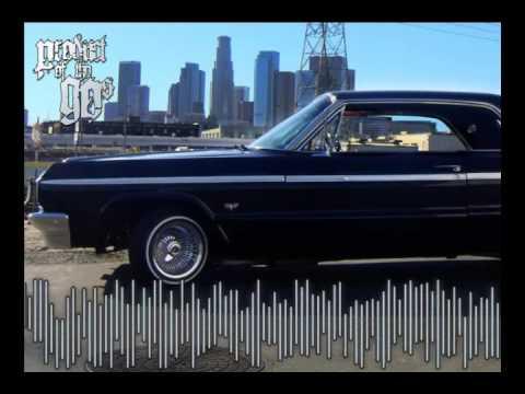 Lowrider Bounce West Coast G-Funk Sample Beat Instrumental 2017