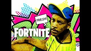 will smith emote - Fortnite emotes in real life. Rambunctious - fresh prince of bel air dance