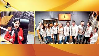 ХОР КРАСНОДАРСКОГО КРАЯ (молодёжка) на КАЗАК FM