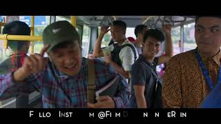 Dancing in The Rain - official ost. song Bintang di Hati by Melly Goeslaw (Isyarat Version)
