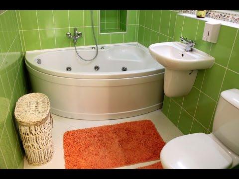 Ремонт в ванной комнате маленькой площади 2,7 кв.м (Днепр)