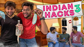 Indian Jugaad Hacks 3 | Funcho