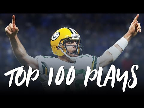 The Top 100 Plays of the '16-17 NFL Season ᴴᴰ