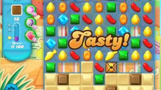 Candy Crush Soda Saga Level 831 - no boosters