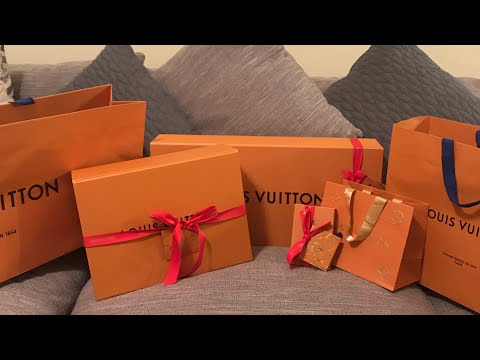 TREAT YO SELF | Louis Vuitton Unboxing