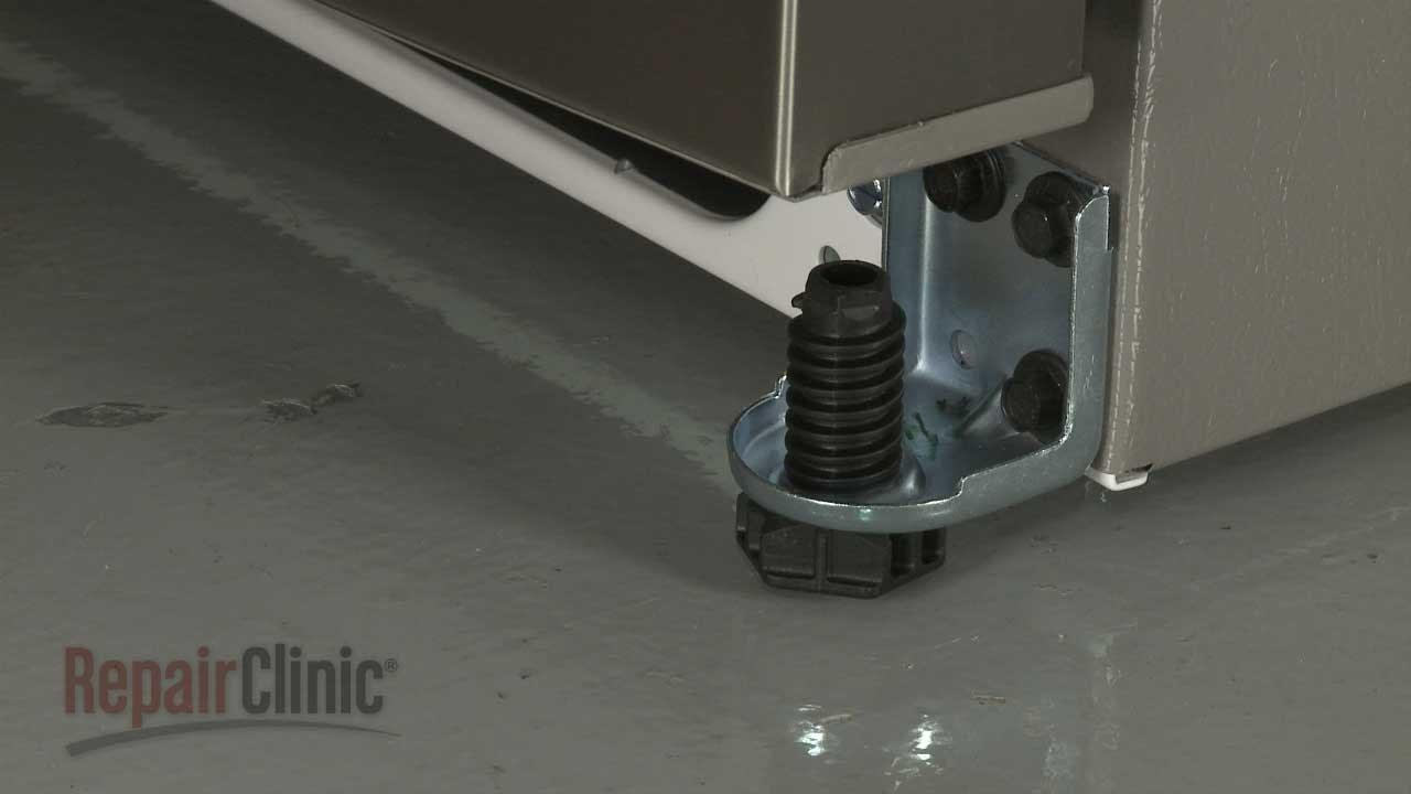 Frigidaire Refrigerator Leveling Leg Replacement