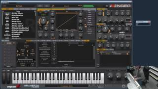 Vengeance Producer Suite - Avenger - Tutorial Video 18: CPU
