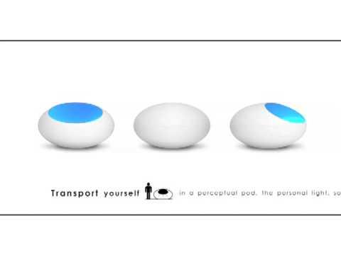 Transport Perceptual Pod Aka Bed Sleep Nap By Alberto Frias 2002 You