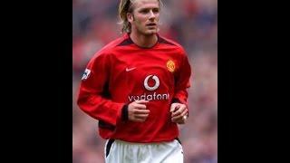 КФ Легенды! Дэвид Бэкхем! David Beckham!!!