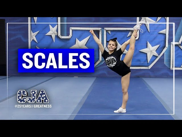 Scales: Flyer Flexibility | CJA At Home Training