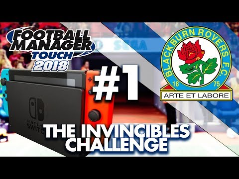 FOOTBALL MANAGER ON NINTENDO SWITCH?! | #1 | NEW SERIES