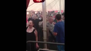stereofunk 2012 Oldskool tent Jae Freer part 2