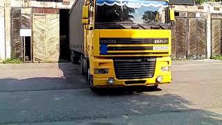 Изготовление дверей на тентованный полуприцеп в ДНР
