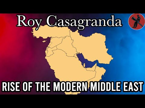 How the Middle East Was Divided | Dividing the Ottoman Empire | Mid Eastern History - Roy Casagranda Mp3