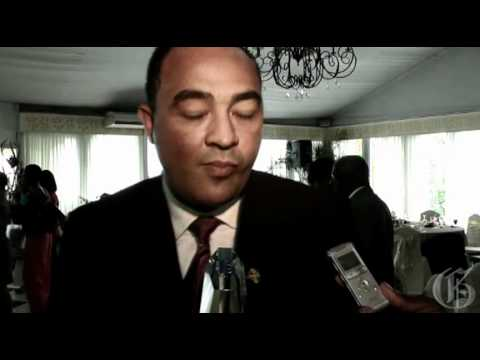 Tufton speaks about Man of the Year award
