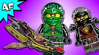 Lego Ninjago DESTINY's SHADOW 70623 Speed Build
