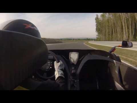 Bilster Berg 3.10.2013 KTM X-BOW, 1.52.,9 min