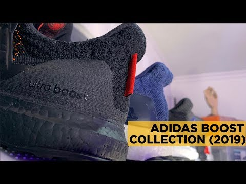 MY ADIDAS BOOST COLLECTION (ULTRA BOOST, YEEZYS, ETC