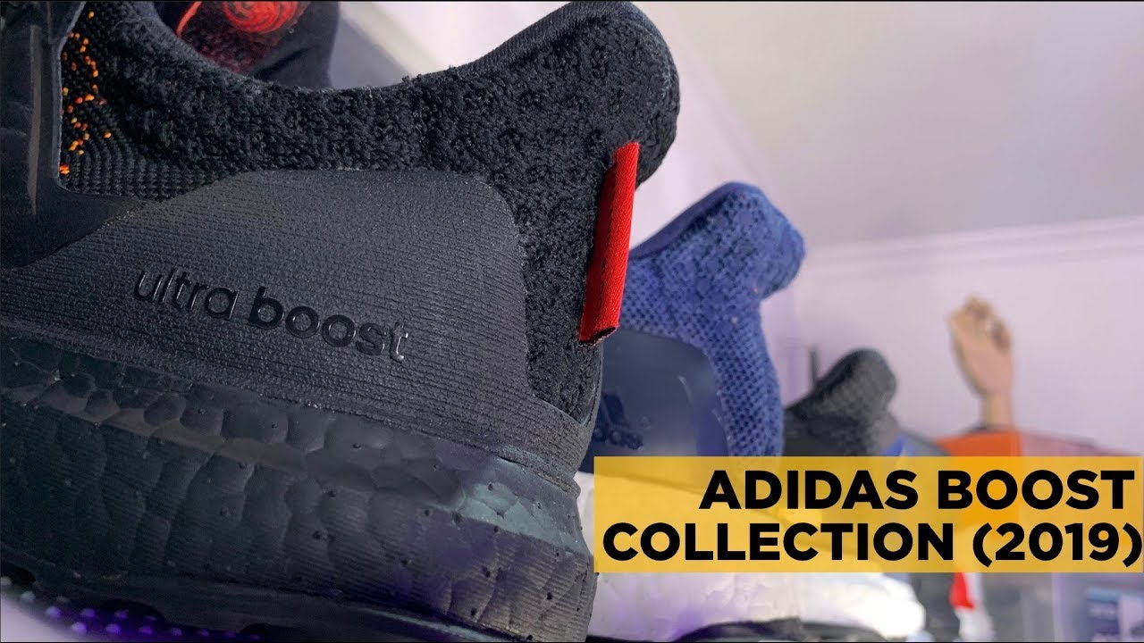 MY ADIDAS BOOST COLLECTION (ULTRA BOOST, YEEZYS, ETC) CARLO OPLE