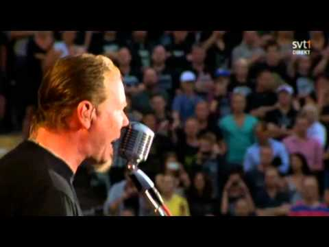 Metallica  Hit the Lights  ! Gothenburg, Ullevi, Sweden 2011  HD