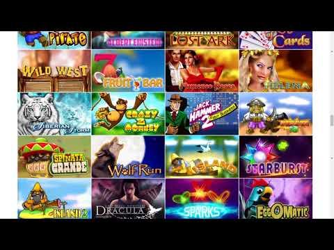 Видео Играть в демо казино онлайн