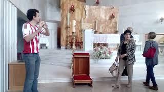 (오너라 (대장금)) (Oh na ra (from Dae Jang Geum)) (cover on flute) Sebastián Alarcón