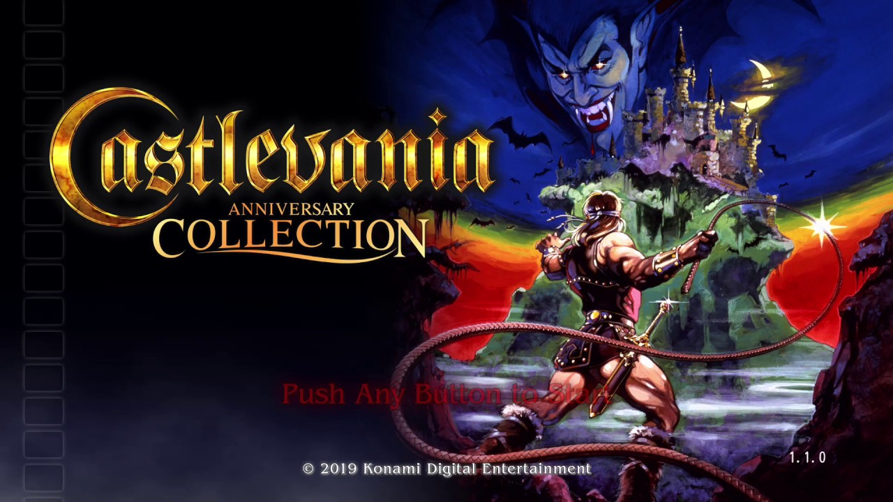 Castlevania...I'm not very good at this