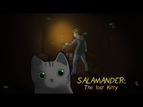A SAD GHOST STORY | Salamander: The Lost Kitty