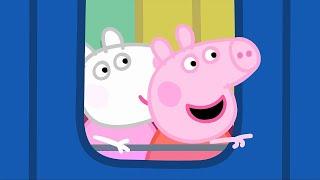 Peppa Pig Deutsch 🇩🇪 | Zusammenstellung von Folgen | 45 Minuten - 4K! | Peppa Wutz